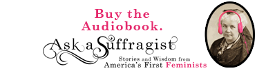 Buy Ask a Suffragist audiobook